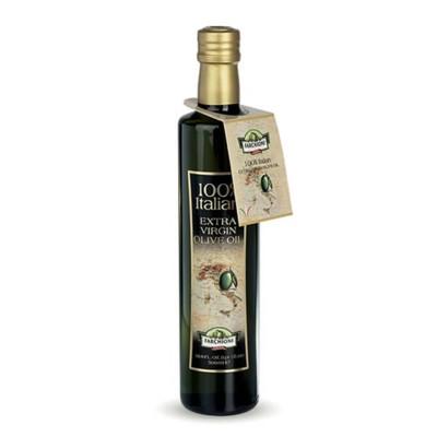 法奇歐尼 100%義大利產區 冷壓初榨橄欖油 500ml (圓瓶) (6.9折)
