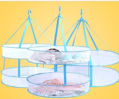 省空間超實用加大雙層曬衣曬物籃(限量) (2.5折)