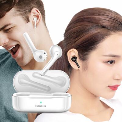Baseus 倍思 W07 TWS 真無線藍牙耳機 (8.6折)