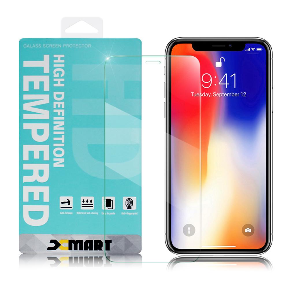 xmart for iphone xr 6.1吋 薄型 9h 玻璃保護貼-非滿版