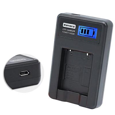 Kamera佳美能 液晶顯示充電器 for Pentax D-LI63 (車充;行動電源也能充) (6.1折)