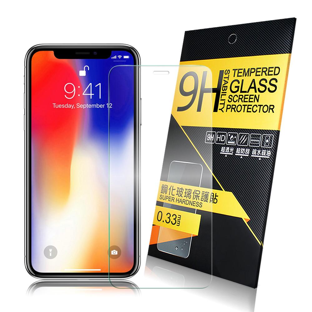 nisda for iphone xr 6.1吋 鋼化 9h 玻璃螢幕保護貼-非滿版