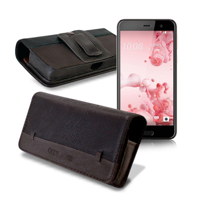 CB HTC M9+ / SONY Z3+ / C4 / LG G4 品味柔紋橫式腰掛皮套 (4.2折)