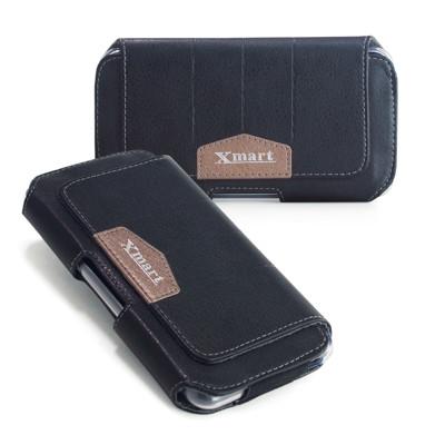 X_mart APPLE iPhone5/5S/5C 流行潮流腰掛隱形磁扣皮套 (3.6折)