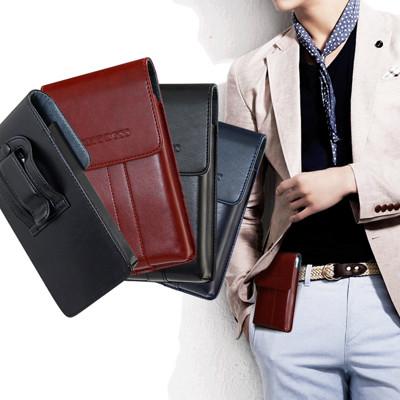 CB LG V10/LG G flex 2 系列 5.5吋以內 帥氣直立手機腰包皮套 (6.2折)
