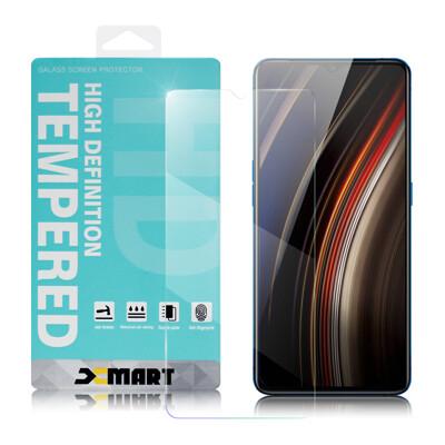 Xmart for OPPO Realme X2 Pro 薄型 9H 玻璃保護貼-