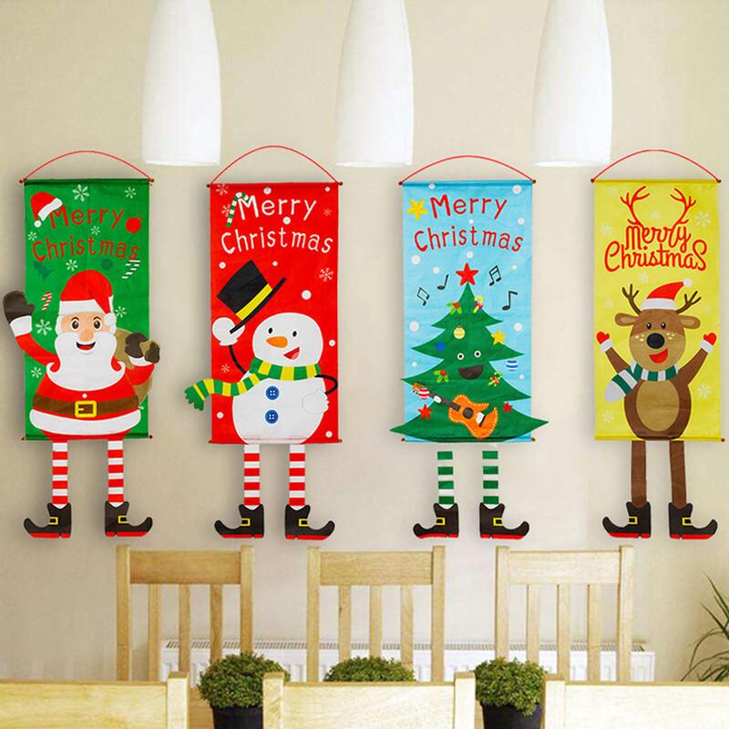 聖誕節佈置聖誕裝飾