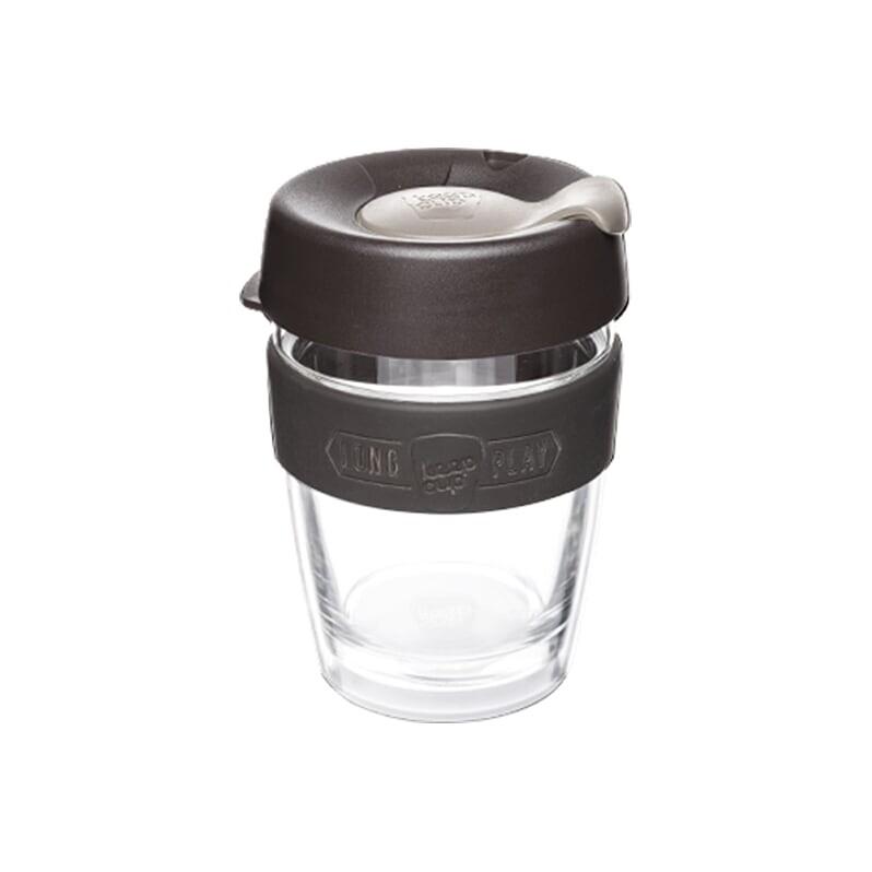 小宅私物澳洲 keepcup 雙層隔熱杯 m (焦糖棕) 咖啡杯 隨行杯 環保杯