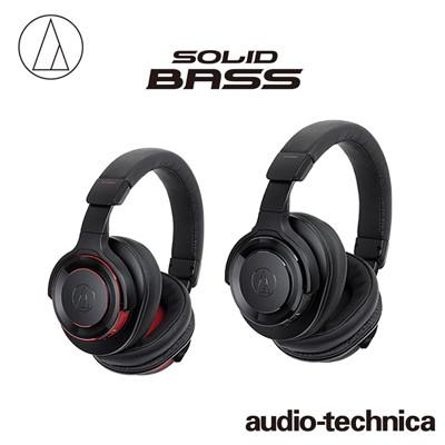 (加贈原廠硬殼耳機包+喇叭)鐵三角 ATH-WS990BT 藍芽 無線 耳罩式 耳機 (9折)