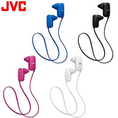 JVC無線藍芽運動型耳機(HA-F250BT) (5.7折)