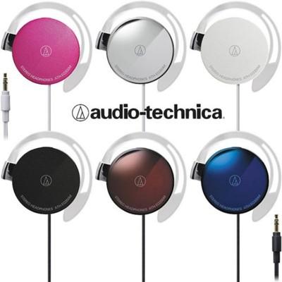 (贈耳機硬殼包)鐵三角  ATH-EQ300M 耳掛式 耳機 (8.8折)