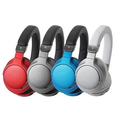 (贈原廠喇叭)鐵三角  ATH-AR5BT  藍芽 無線 耳罩式 耳機 (6.6折)