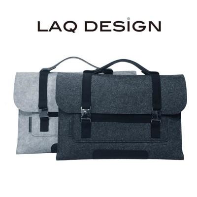 LAQ DESiGN 13吋 筆電/平版 手提羊毛氈包 (6.1折)