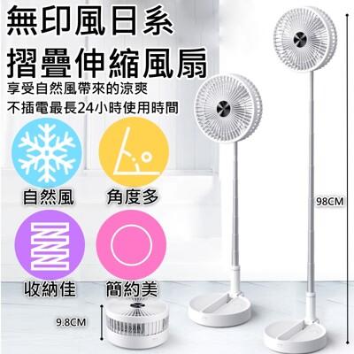 【tela】USB充電 無線風扇 超大風力折疊風扇 露營電風扇 可摺疊收納 涼風扇 小風扇 電風扇