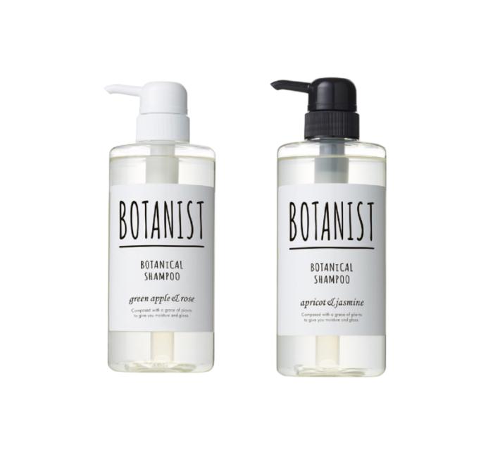 美髮系列熱銷品限時搶購價 日本botanist90%天然成份植物性 洗髮精490ml 黑蓋/白蓋