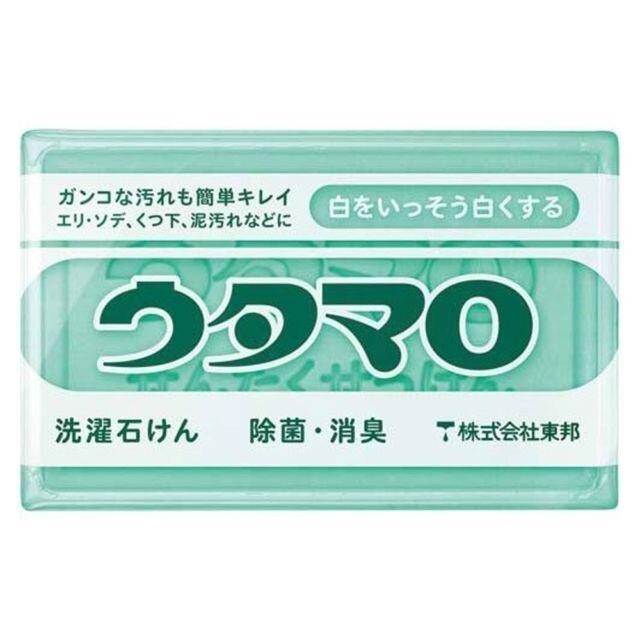 日本東邦 歌磨utamaro 去除污垢 魔法家事皂133g  去汙皂 萬用皂 家事清潔