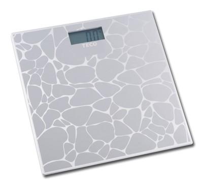 TECO 東元電子體重計(XYFWT221)/強化玻璃/電子秤/人體秤 (4.8折)