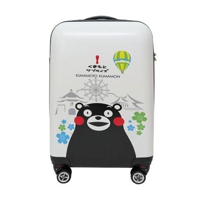 熊本熊 Kumamon 超輕硬殼PC/ABS行李箱24吋升級版(海關鎖) (3折)