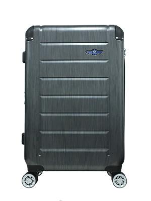NINO1881 25吋時尚髮絲紋輕硬殼可加大行李箱(限量款)(兩色可選) (5.4折)