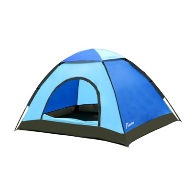 【OutdoorBase】星野快速六人帳篷 270x270cm 速搭帳 (7.5折)