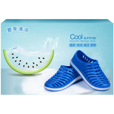 【JAR嚴選】透氣防滑洞洞晴雨兩用男女海灘鞋 (1.9折)