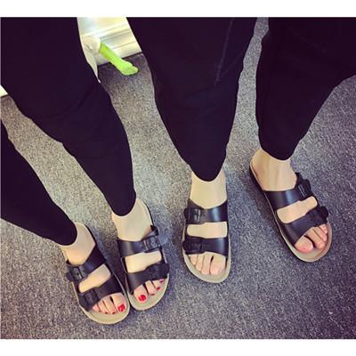 [JAR嚴選]時尚男女勃肯鞋-素色 (4.3折)