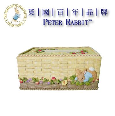 【比得生活館】比得兔草莓面紙盒◆鄉村◆面紙◆衛生紙◆收納◆原廠授權