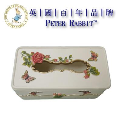 【比得生活館】ANNIES玫瑰面紙盒◆鄉村◆面紙◆衛生紙◆原廠授權