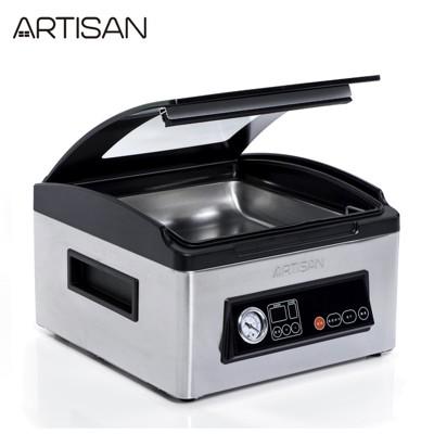 《ARTISAN奧的思》不鏽鋼乾濕二用腔式真空包裝機(8cm內槽) CVS3050 (10折)