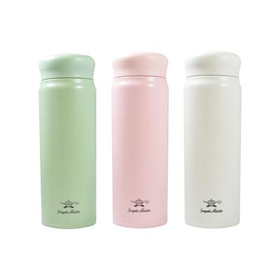 《日本Sengoku Aladdin》台灣限定款 日本銷售突破40萬台雙層不鏽鋼真空保溫瓶480ml (10折)