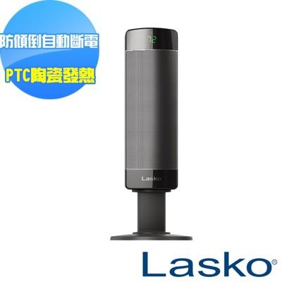 《美國LASKO》黑俠客 兩段式加熱流線型陶瓷恆溫電暖器 CS27600TW (10折)