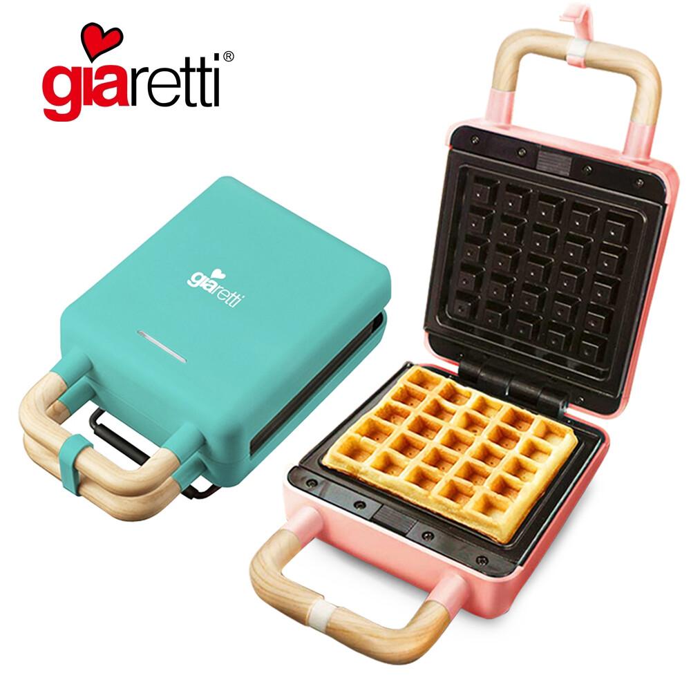 義大利 giaretti熱壓三明治鬆餅機 gt-sw01