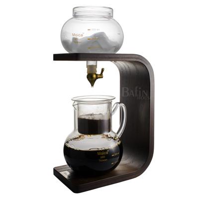 【Moica】極簡造型 冰滴咖啡器 (4人份) (6.7折)