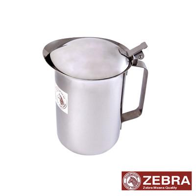 【Zebra 斑馬】 #304不鏽鋼掀蓋式冷水壺 1.5公升 (6.9折)