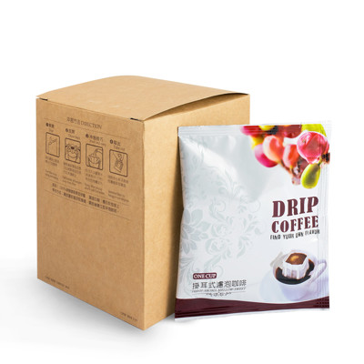 【Bafin House】哥斯達黎加 木蘭花精品掛耳式濾泡咖啡包-20入 (4.6折)