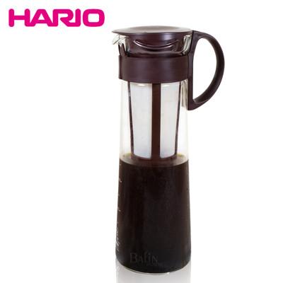 【日本 HARIO】附濾網 咖啡冷泡壺1000ml / 兩色隨機出貨(MCPN-14CBR) (7.1折)