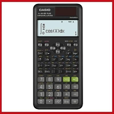 CASIO新二代進化版 12位數工程型計算機 FX-991ES PLUS-2【KO01013】 (7.6折)