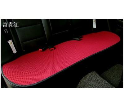 立體冰絲防滑汽車坐墊-後座/一組1入 (4.8折)