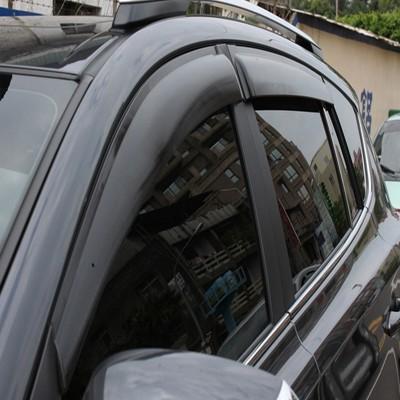 高級汽車專屬晴雨窗(後座一組2入左右各一)~豐田/現代/福斯 (3.5折)