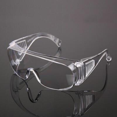 (格林)實驗用一次性防濺射 防風 防飛沫 護目鏡 ※可內搭近視眼鏡