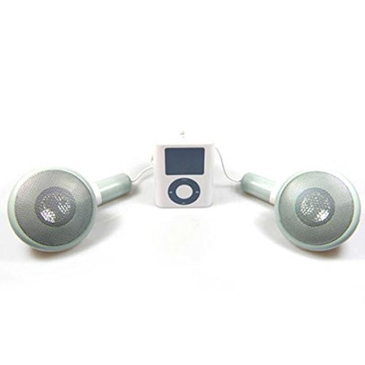 創意大耳機造型音箱
