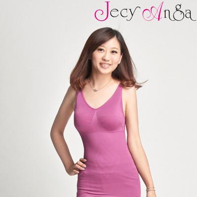 【JecyAnga】新神奇杯杯 輕塑美型Bra-T S-XXL型(4件組) (4.2折)