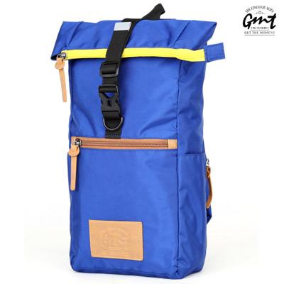 GMT 挪威潮流品牌 單車休閒側背包 寶藍【011015-02】 (5.7折)