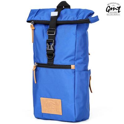 GMT 挪威潮流品牌 單車休閒側背包 藍色【011015-03】 (5.7折)