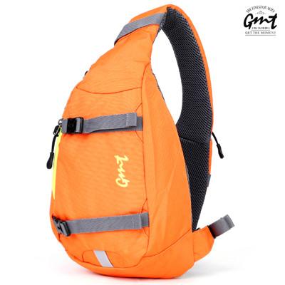 GMT 挪威潮流品牌 單車休閒側背包 橘色【011014-02】 (5.7折)
