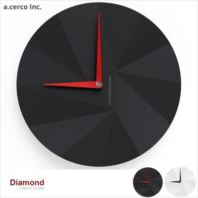 a.cerco DIAMOND掛鐘【N20005】 (7.7折)