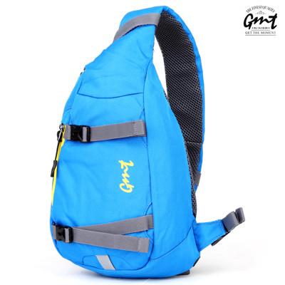 GMT 挪威潮流品牌 單車休閒側背包 藍色【011014-03】 (5.7折)