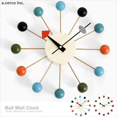 a.cerco 彩球鐘 Ball Clock【B19002】 (5.6折)