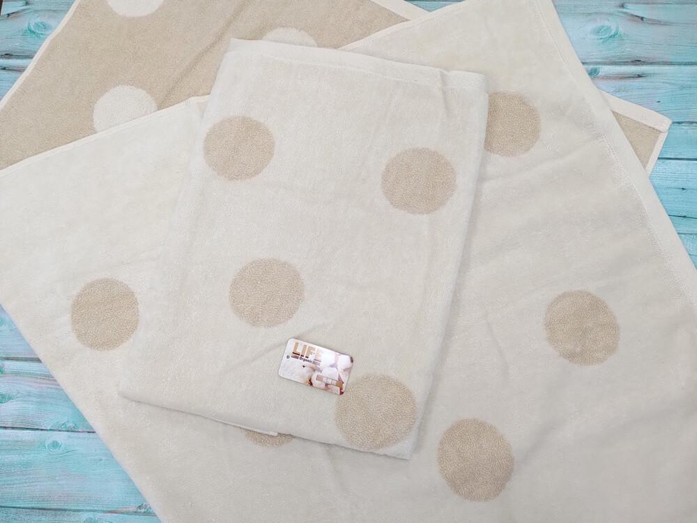 廣福毛巾來福牌悠閒時光有機棉浴巾 台灣製 100%純棉吸水