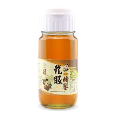 【蜂蜜世界】嚴選龍眼蜂蜜700g (6.9折)